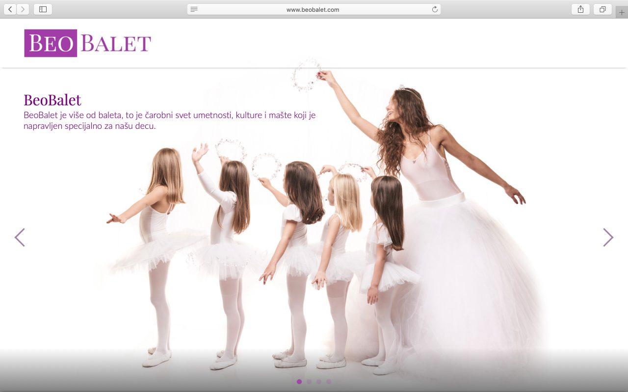 Kilmulis design - BeoBalet - website 03
