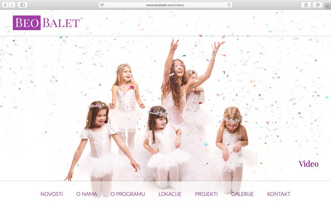 Kilmulis design - BeoBalet - website 05