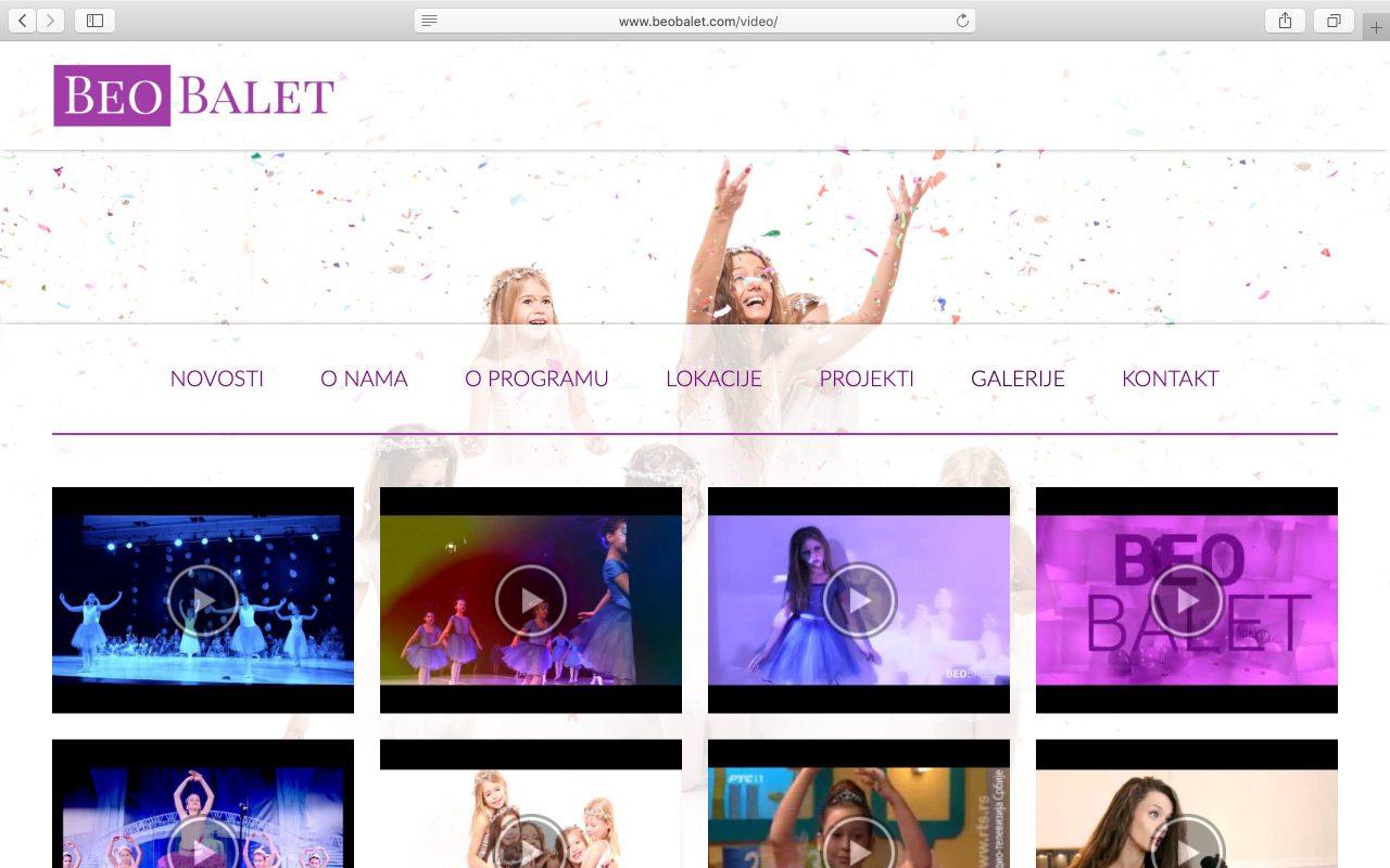 Kilmulis design - BeoBalet - website 06