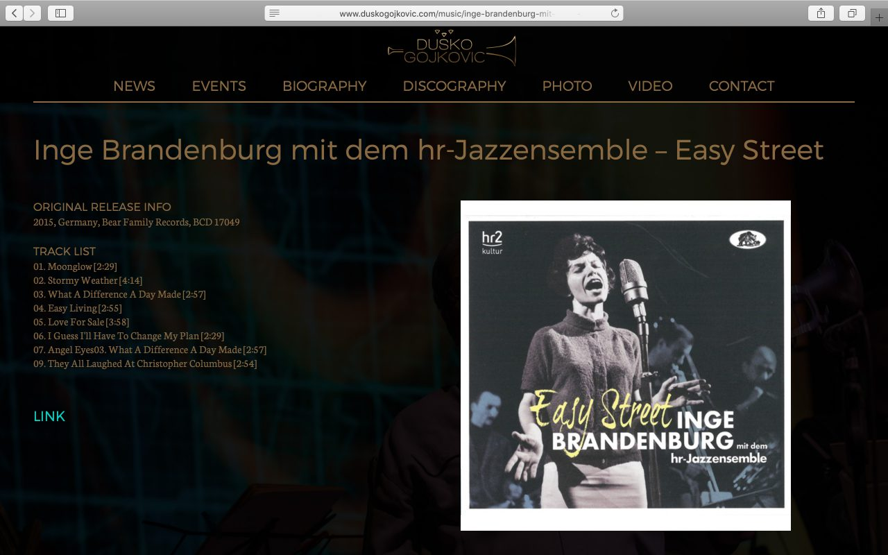 Kilmulis design - Dusko Gojkovic - website 05