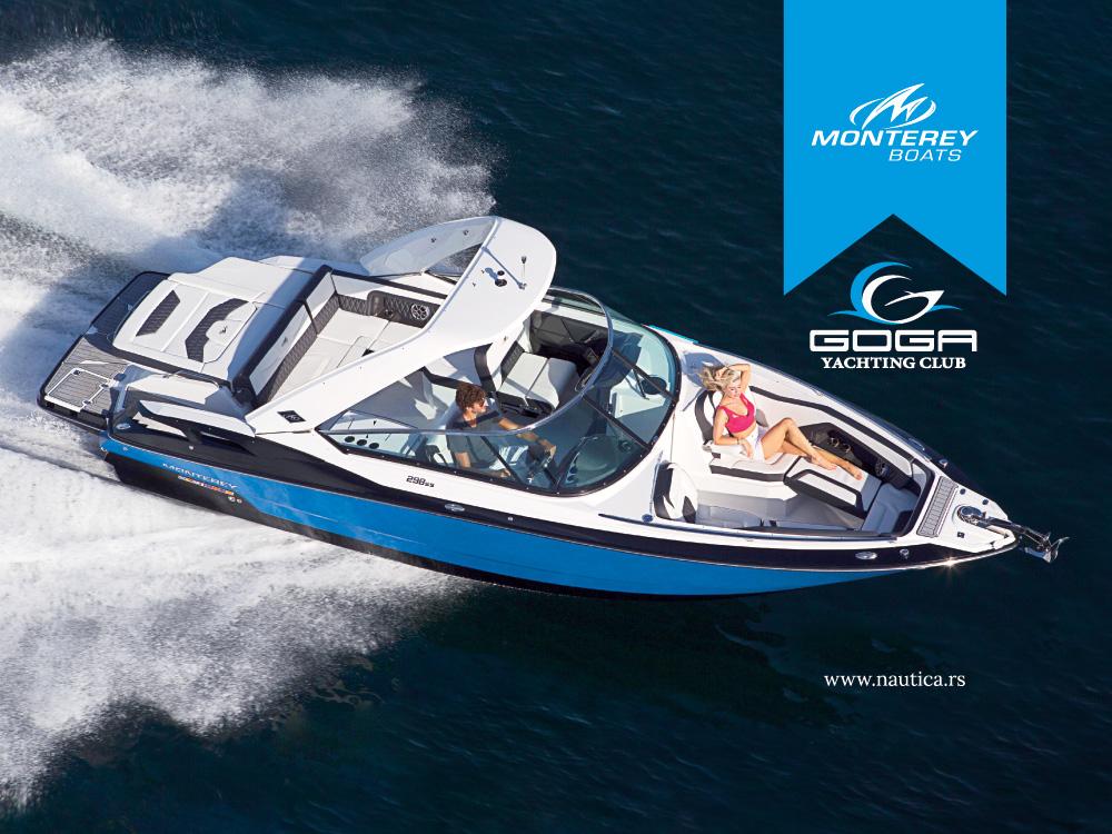 Kilmulis design - Goga Yachting Club - posters 04