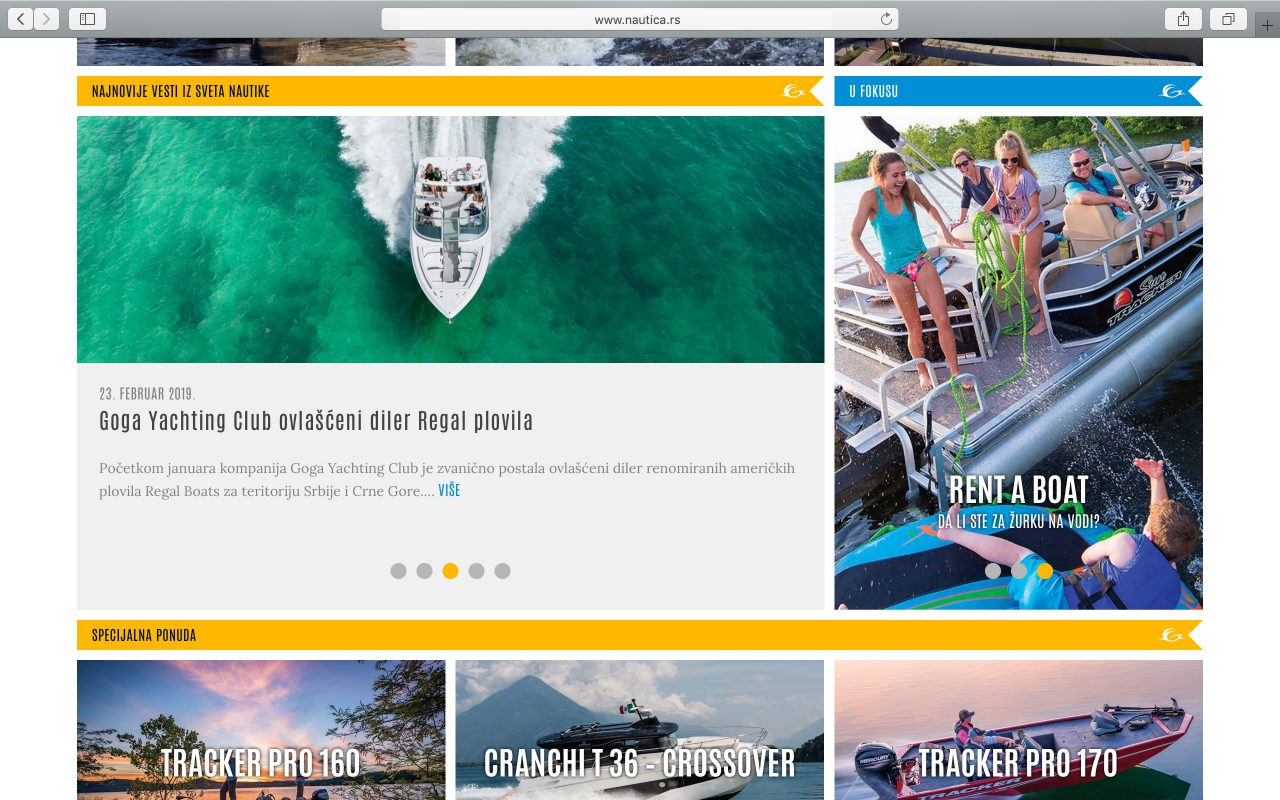 Kilmulis design - Goga Yachting Club - website 04