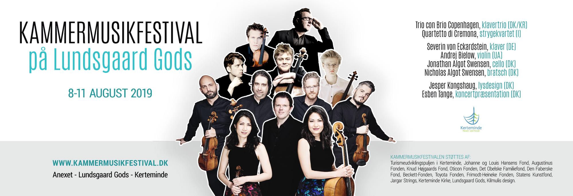 Kilmulis design - Kerteminde Kammermusikfestival - poster 03