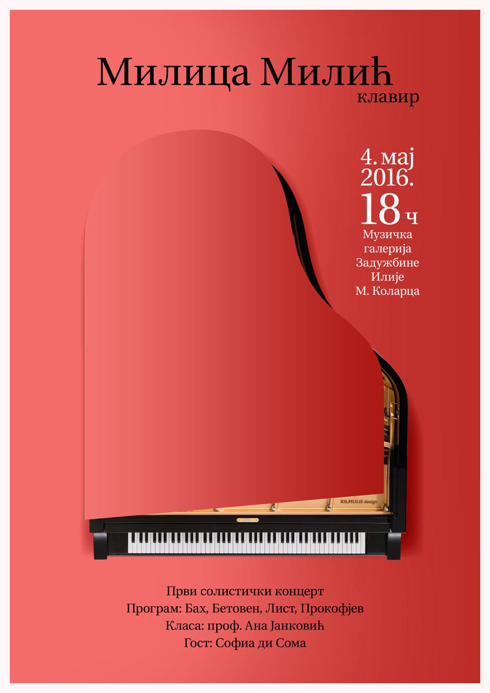 Kilmulis design - Milica Milic - poster 03