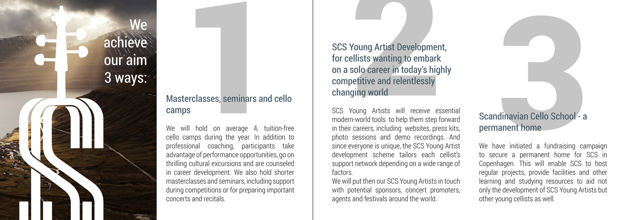 Kilmulis design - Scandinavian cello school - brochure 04