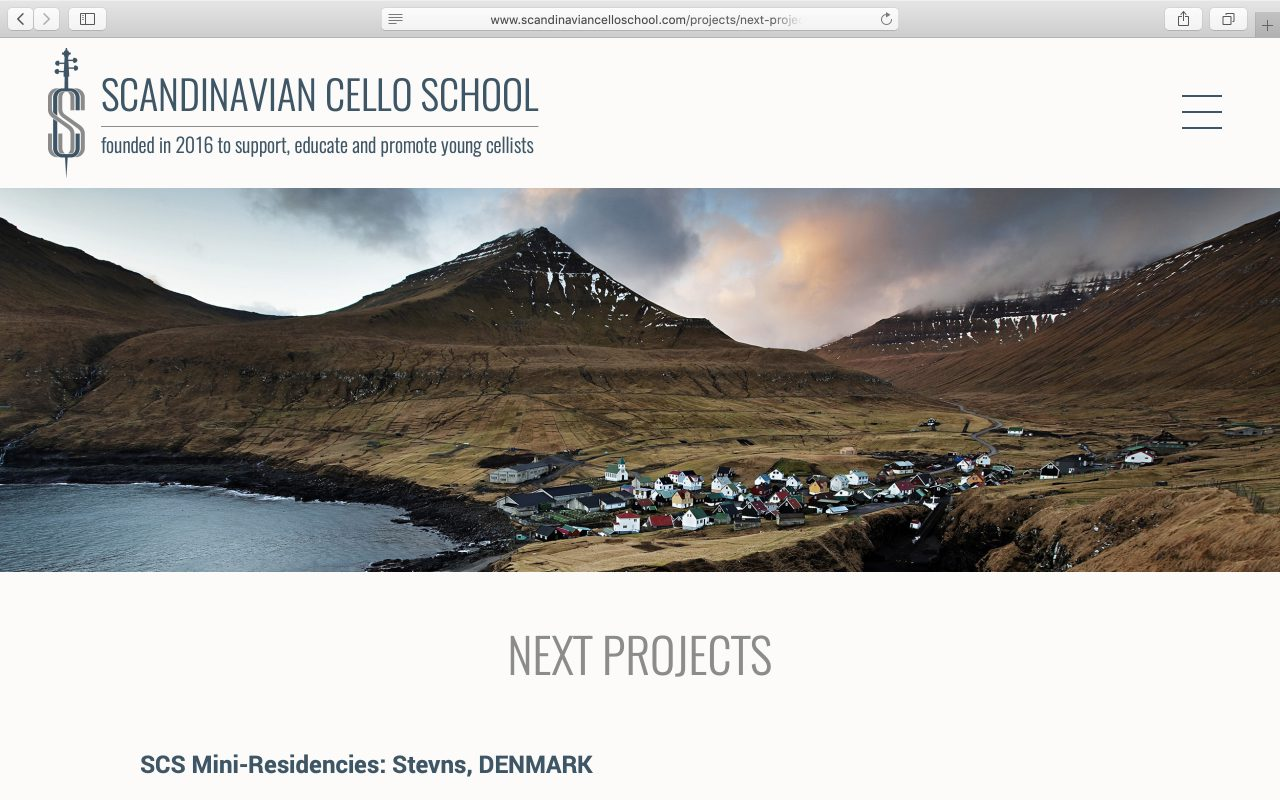 Kilmulis design - Scandinavian cello school - website 03