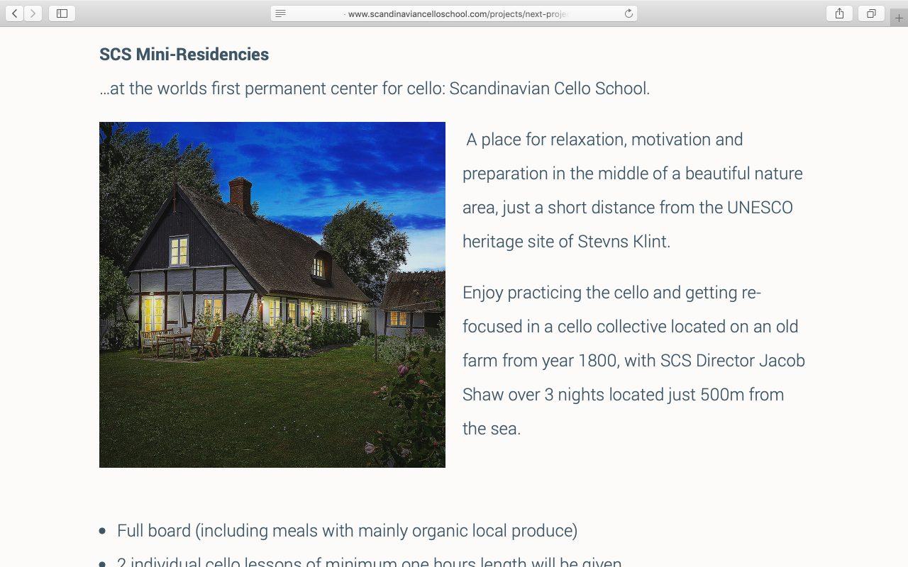 Kilmulis design - Scandinavian cello school - website 05