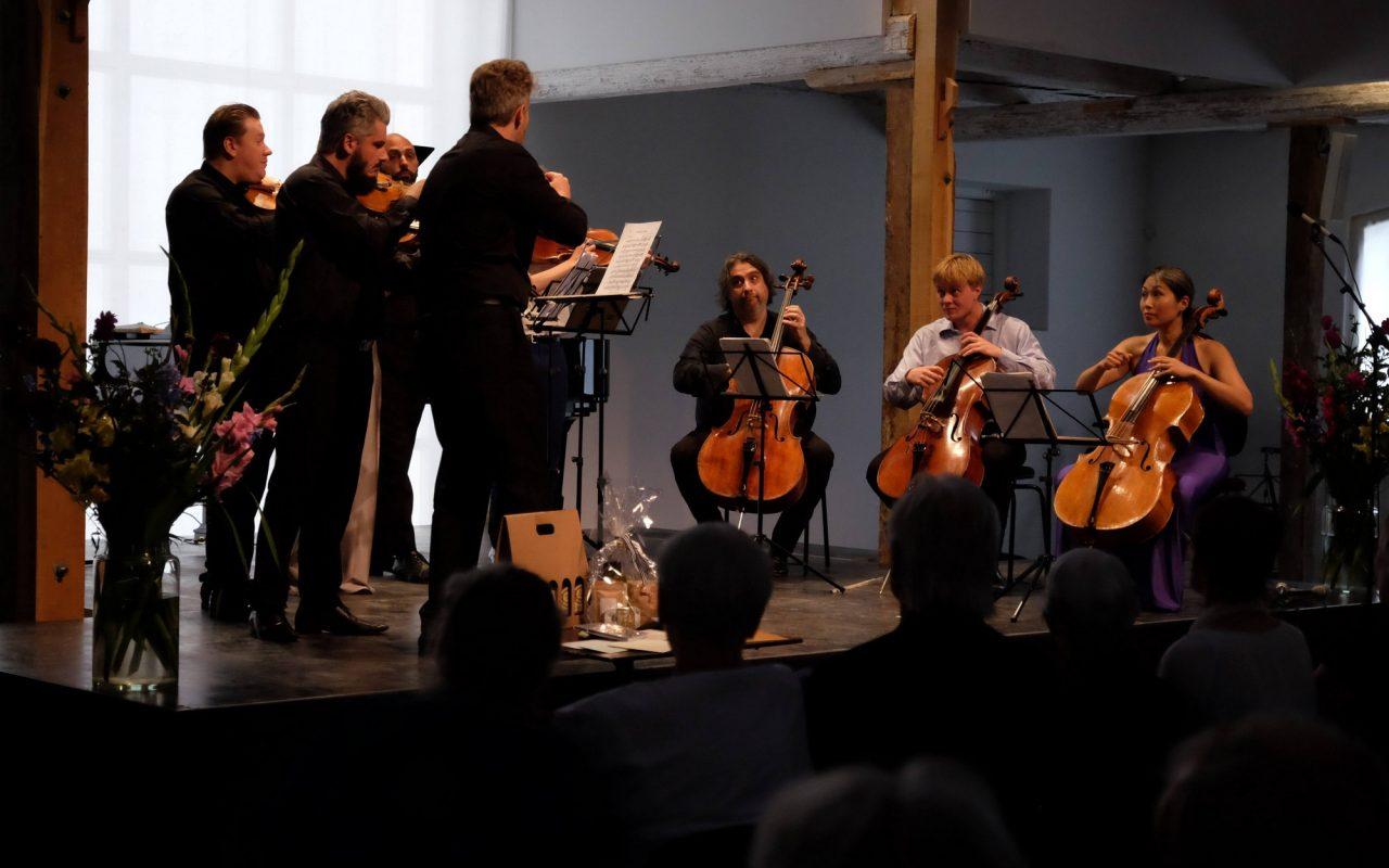 Kammermusikfestival 2019 supported by Kilmulis design Photo by Birgit Tengberg 04