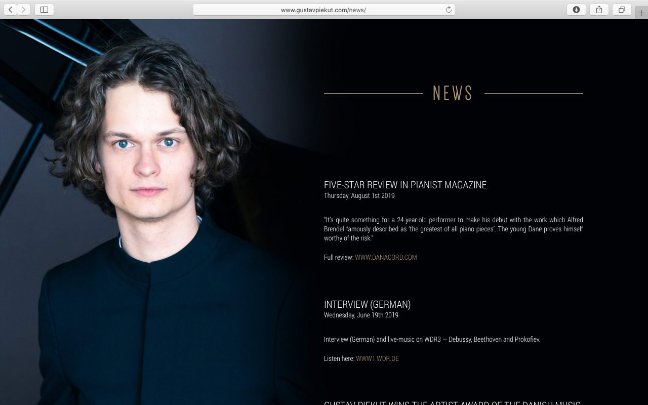 Kilmulis design - Gustav Piekut - website 06