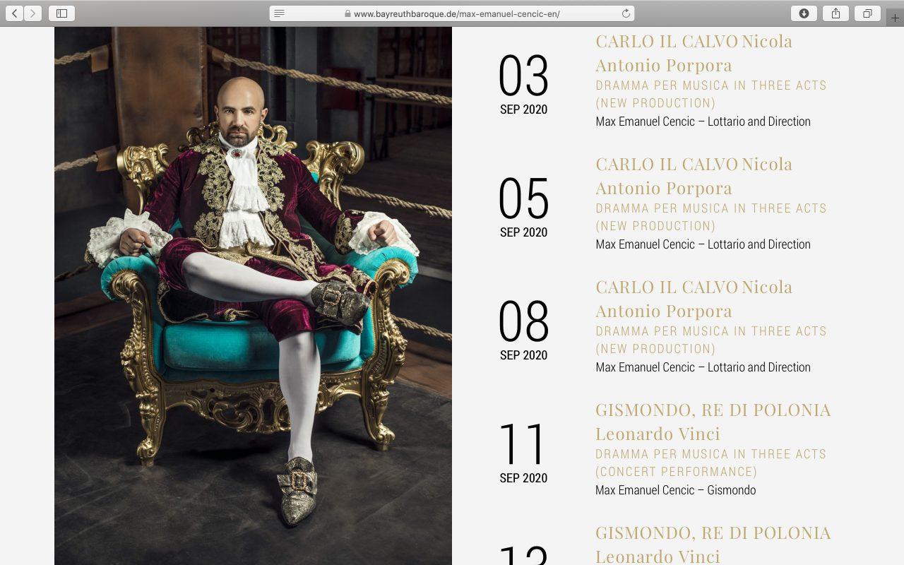 Kilmulis design - Bayreuth Baroque Opera Festival - website 08