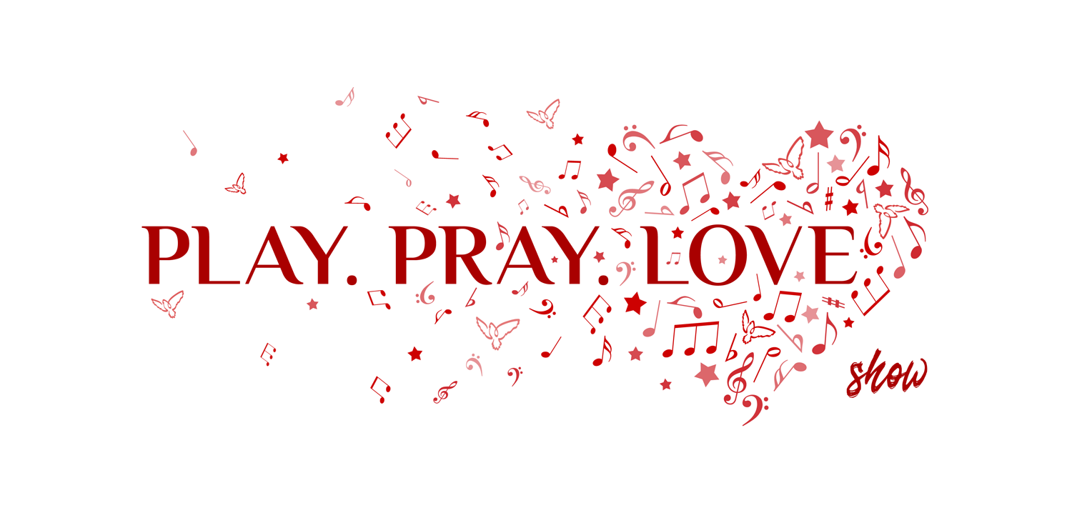 Kilmulis design Play.Pray.Love show logo 03