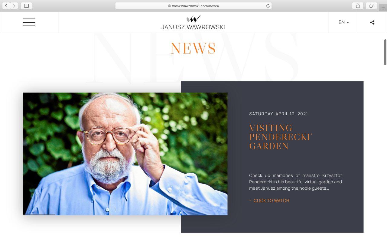 Kilmulis design Janusz Wawrowski website 04
