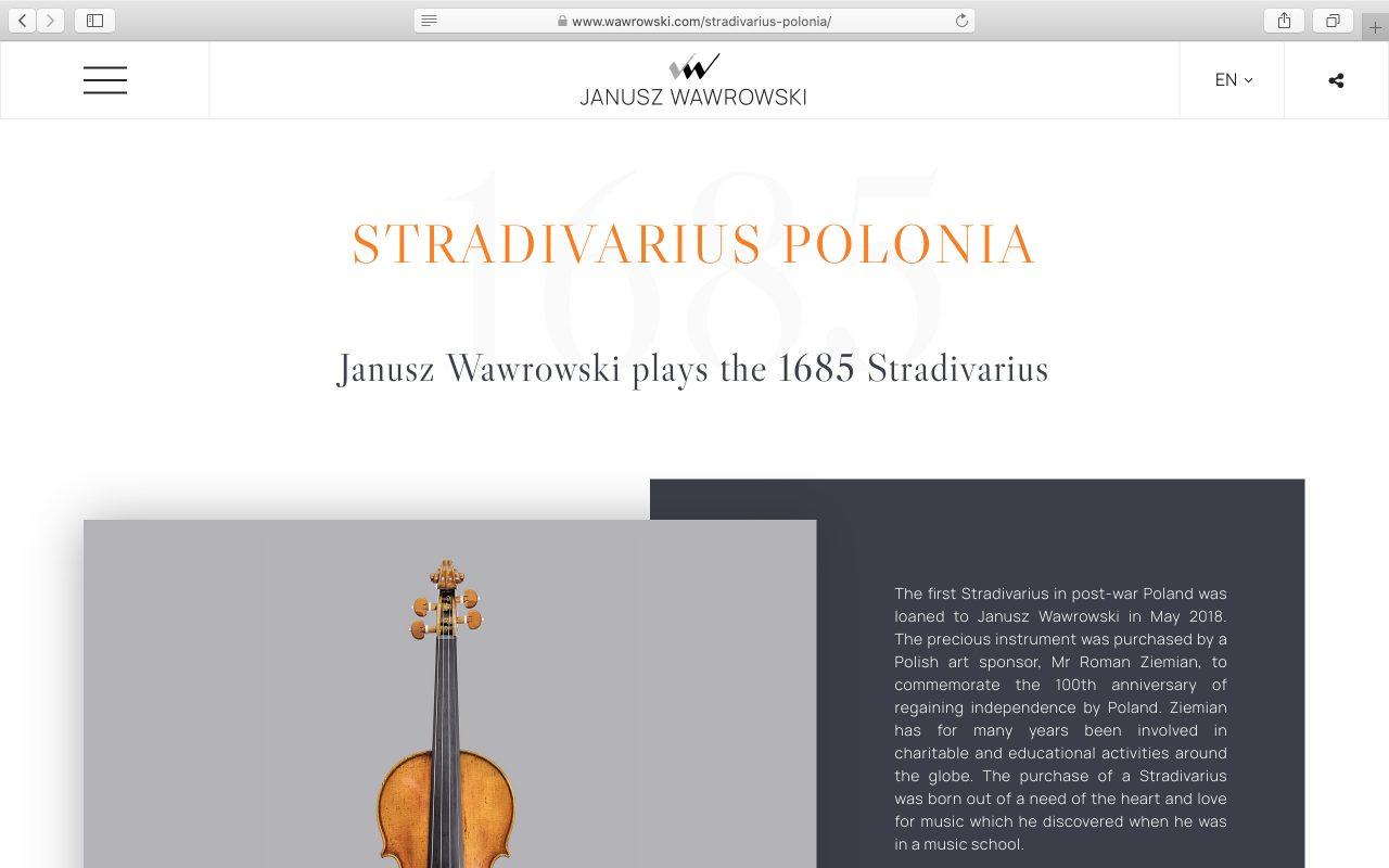 Kilmulis design Janusz Wawrowski website 08