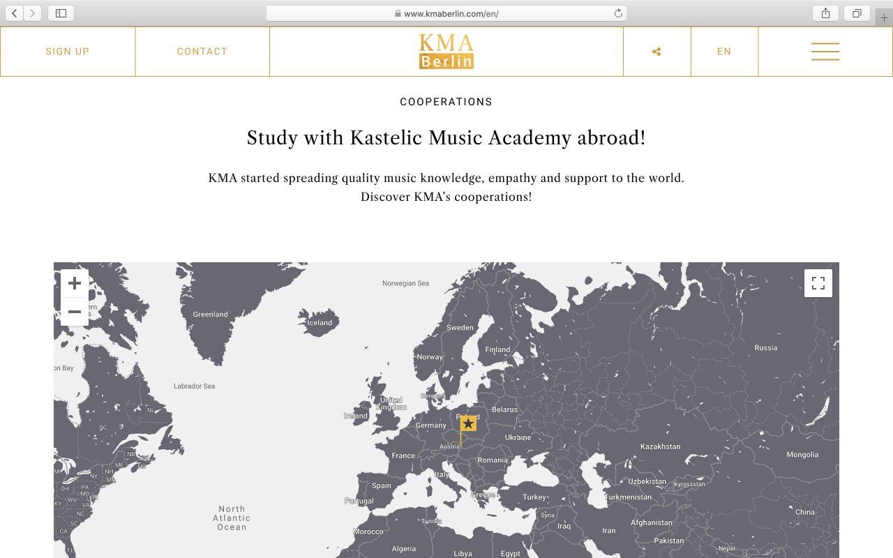Kilmulis design KMA Berlin website 07