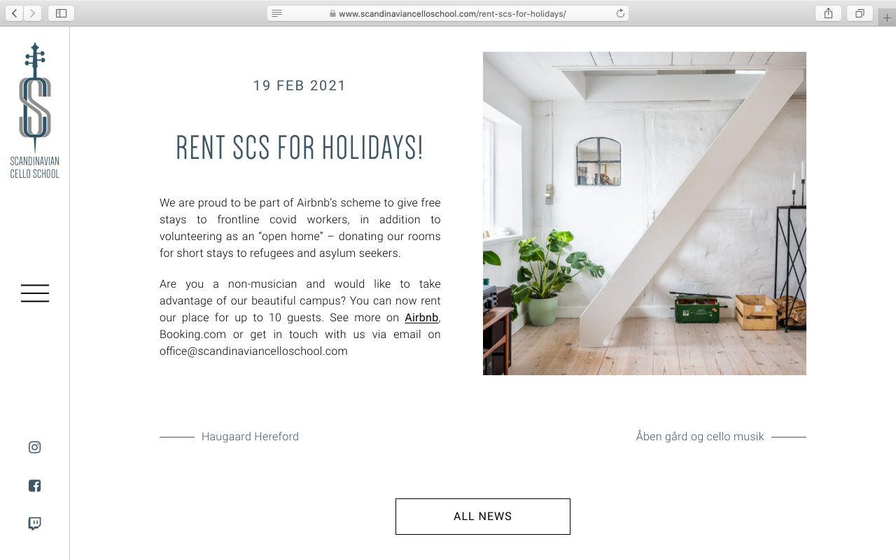 Kilmulis design Scandinavian Cello School website 05