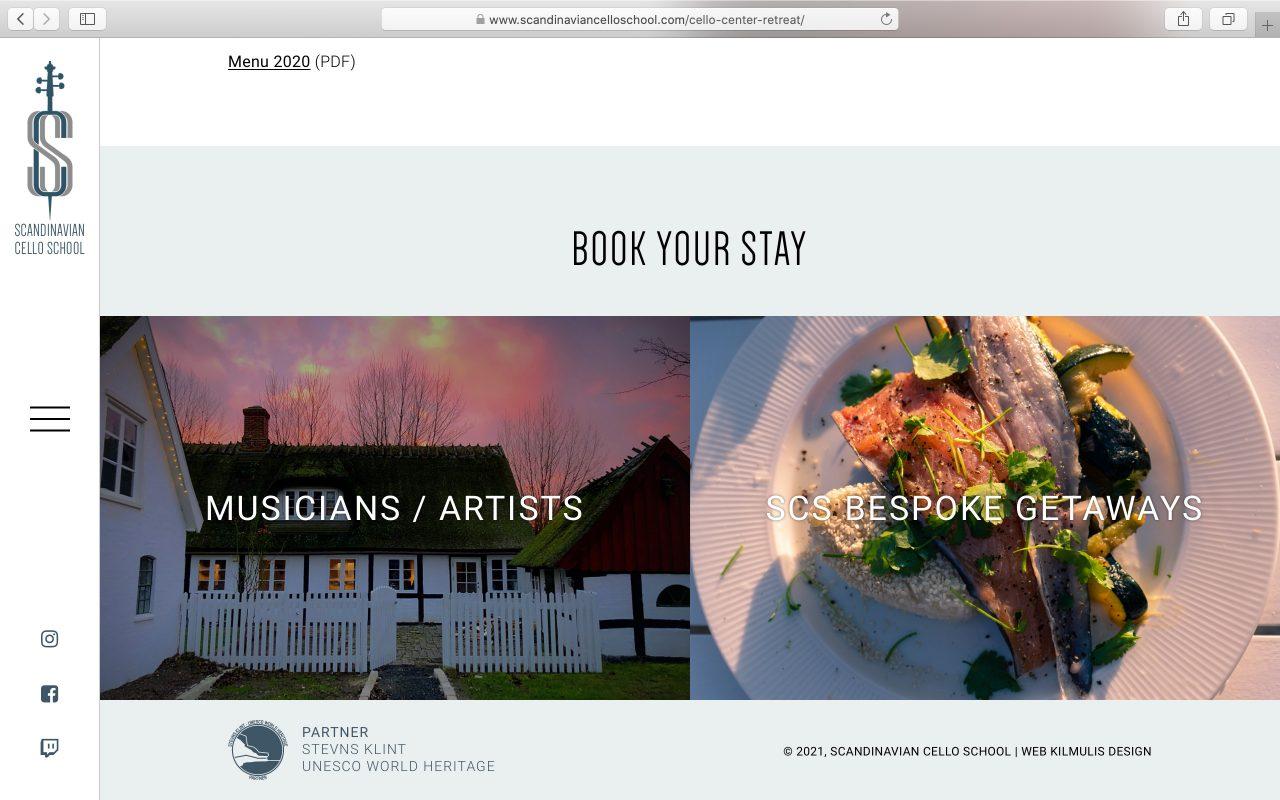 Kilmulis design Scandinavian Cello School website 06