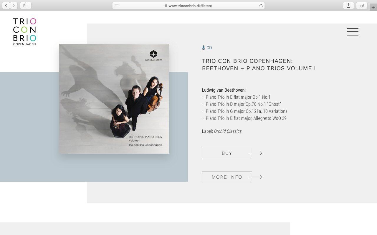 Kilmulis design Trio Con Brio Copenhagen website 05